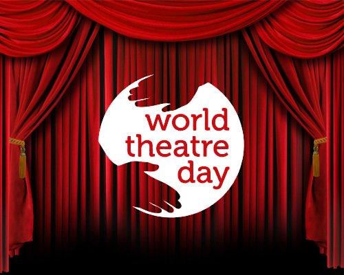 La giornata mondiale del teatro...aspettando il teatro teatro La giornata mondiale del teatro…aspettando il teatro giornata mondiale del teatro
