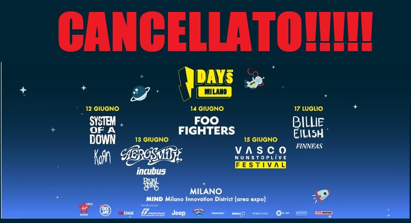 L'edizione 2020 del Festival iDays è cancellata idays L'edizione 2020 del Festival iDays è cancellata 98346870 2655146834811774 2717382995945193472 n
