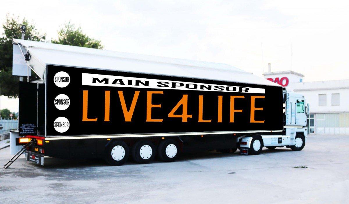 Live4Life- Dal vivo sotto casa tua