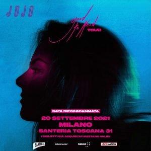 Nuova data per Jojo