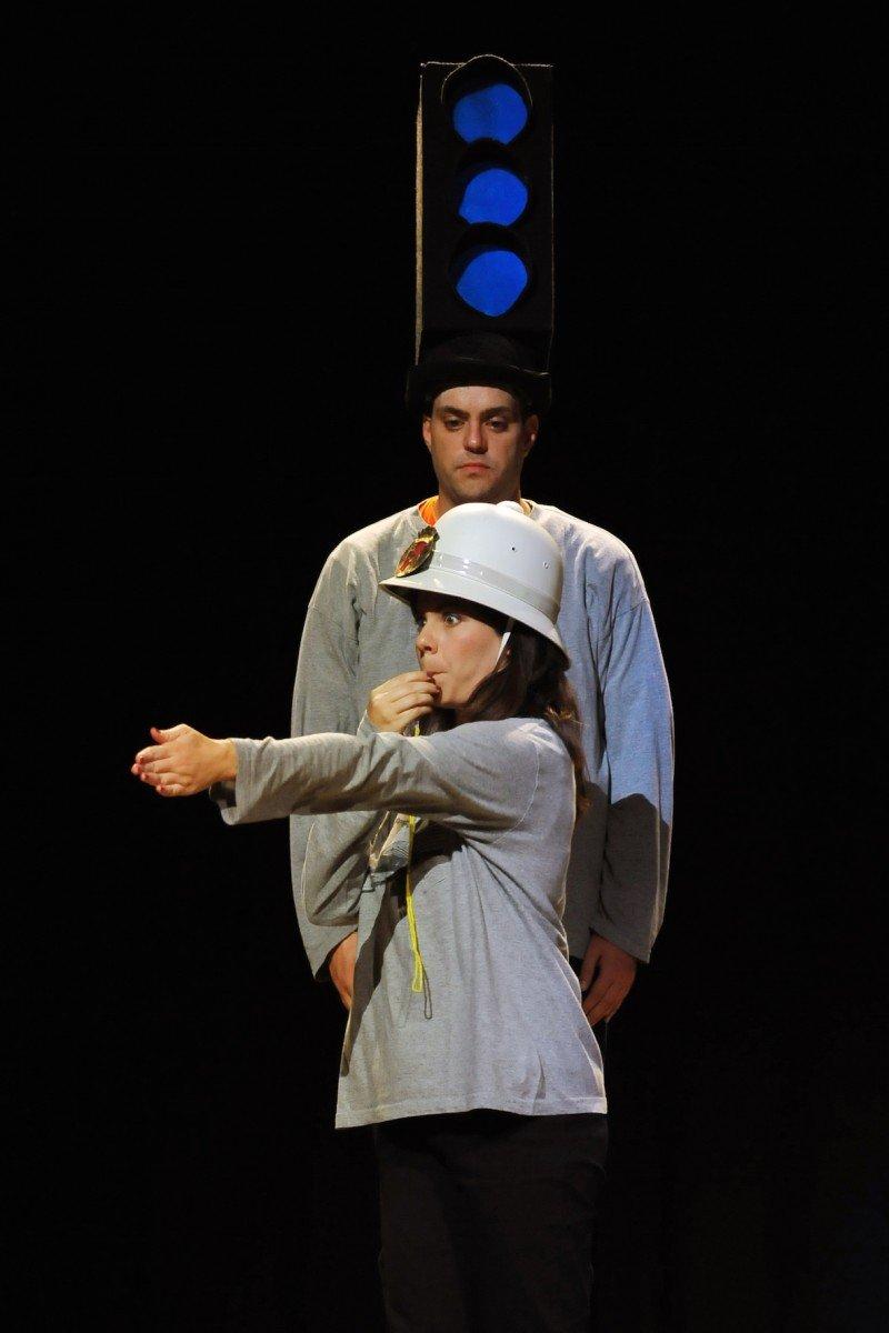 Asimmetrie emotive e Gli attrezzi di Rodari al Teatro India