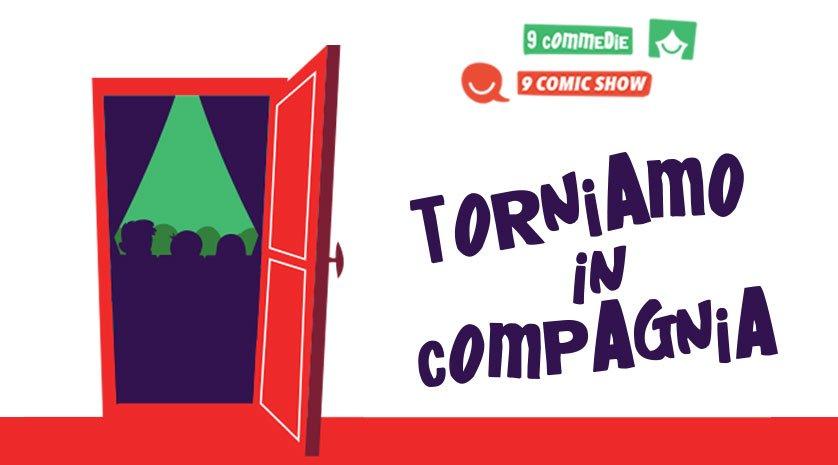 Assaggi di stagione: 9 commedie e 9 comic show