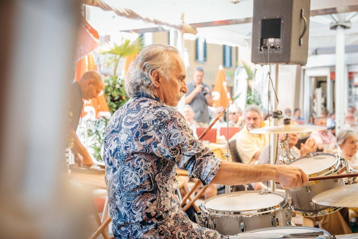 "Alberto Botta & Friends in""…una botta di swing!"""