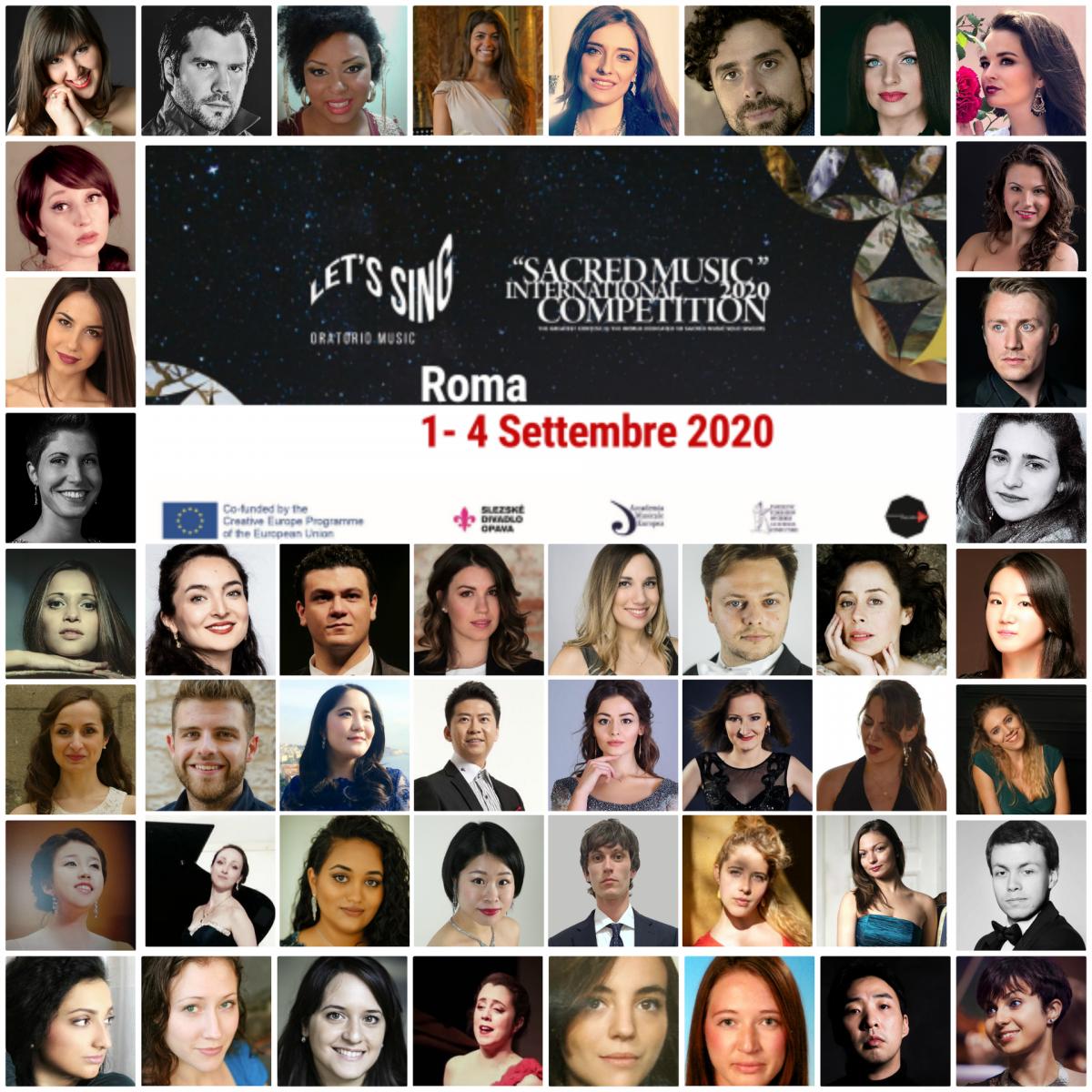 Concorso internazionale di Musica Sacra 2020
