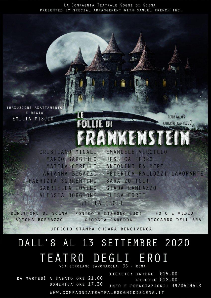 Le Follie di Frankenstein