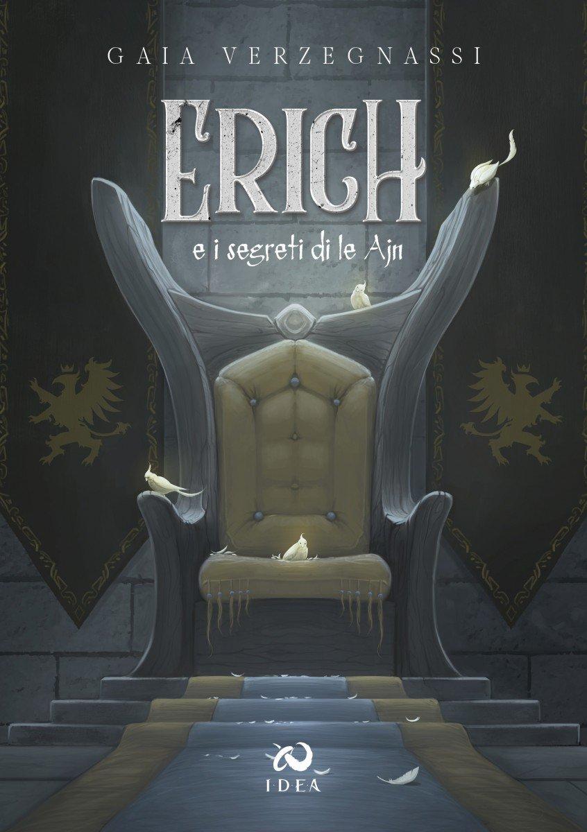 """""""Erich e la città di sale"""": il 2^capitolo di Gaia Vergnassi"""