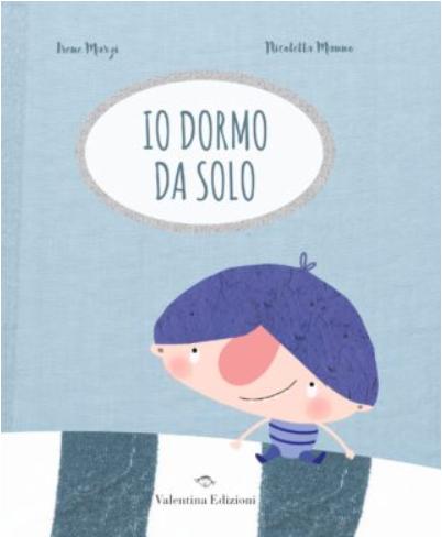 Giulio e il lettino: 'Io dormo da solo'