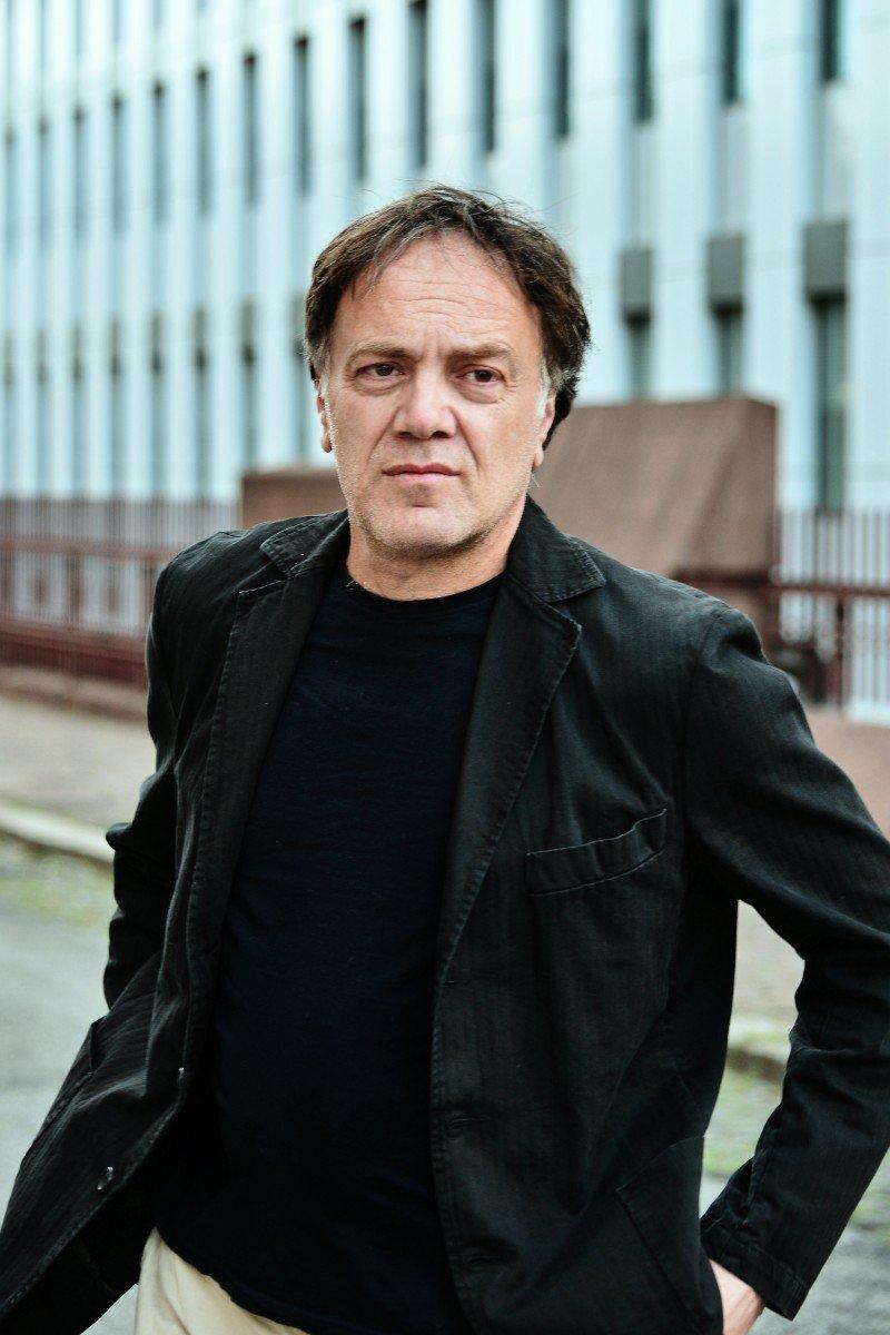 Francesco Acquaroli è nella terza serie di Suburra!
