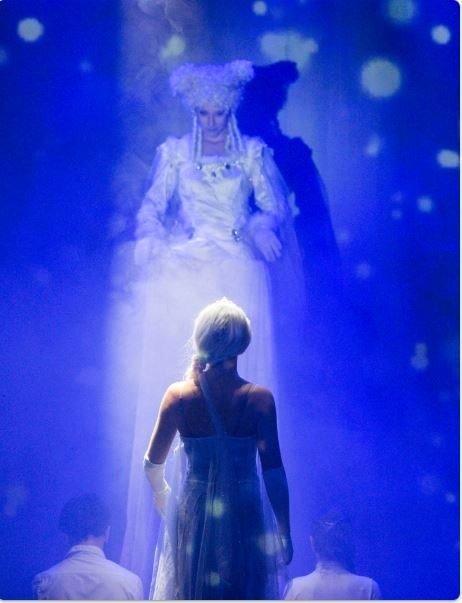 Ogni favola è un gioco: La regina dei ghiacci