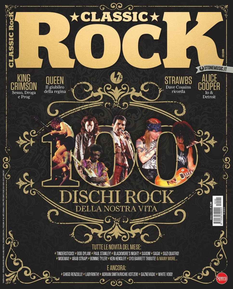 Happy Hundred Classic Rock!