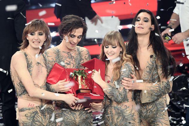 Sanremo e il fenomeno Maneskin