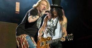 I Guns N' Roses annunciano la data italiana