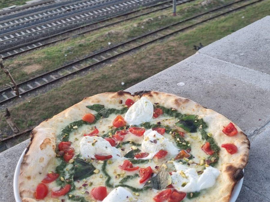 Li abbiamo presi a pizze!